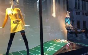 Läden: New Yorker Impressionen