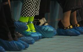 Noch mal Streetstyle: diesmal Schuhe!!