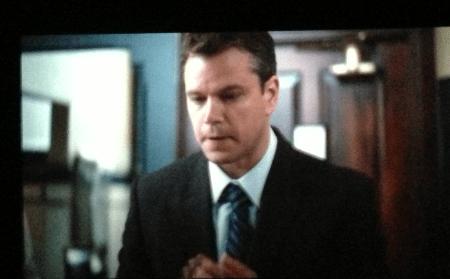 Matt Damon Modepilot