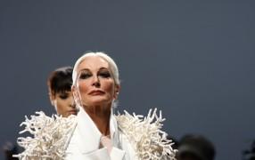 Haute Couture Abschluss: Stéphane Rolland