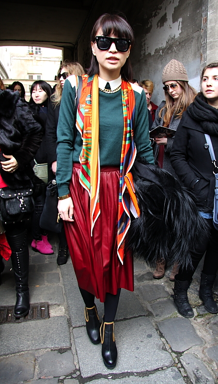 Modepilot-Streetstyle Paris-Japanerin-Barbara Markert-Fashion-Blog