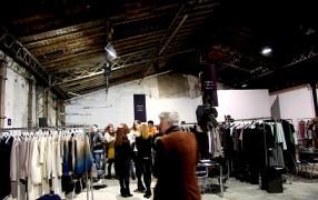 Berlin Showroom in Paris