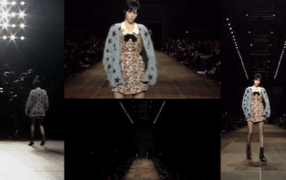 Die Saint Laurent Mode im Alltag - Teil 2