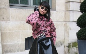 Streetstyle: Balenciaga Sweater