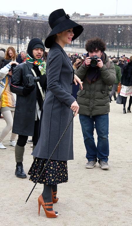 Modepilot-Ulyana Sergeenko-Stock-Fashionweek-Viktor&Rolf-Barbara Markert-Fashion-Mode_Blog