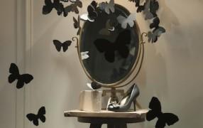 Lanvin-modepilot-blog-schaufenster-schmetterlinge-schwarz