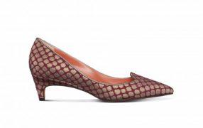 Santoni + Rubelli = Schuh-Couture