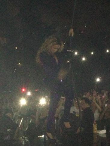Beyoncé seilt sich ab Modepilot