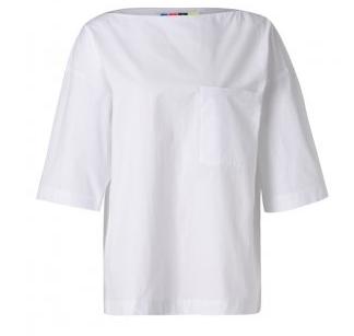 Modepilot-MSGM- weiße Bluse-Sommer 2013-Fashion Blog