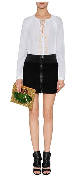 Modepilot-Day Birger und Mikkelsen- weiße Bluse-Sommer 2013-Fashion Blog