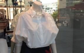 Themenwoche weiße Bluse Vol. 8: die von MaxMara