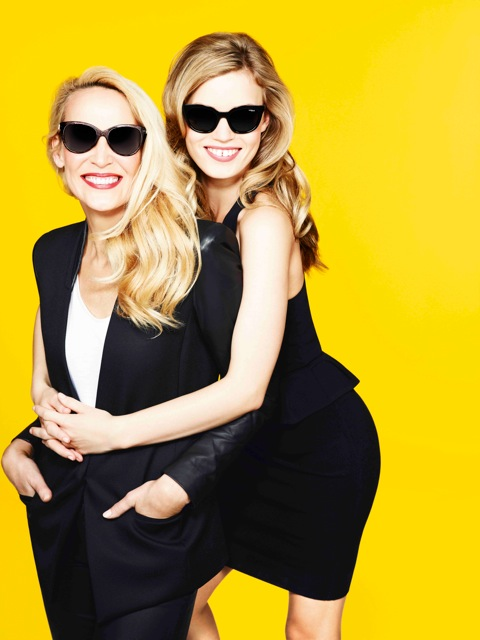 Modepilot-Sunglass hut-Jerry Hall-Georgia May jagger-Fashion Blog