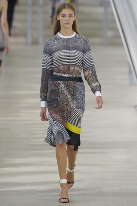 Modepilot-Trend-Sommerkleid-Sommer-langärmelig-Fashionweek-Paris-Mode-Blog-Preen by Thornton Bregazzi