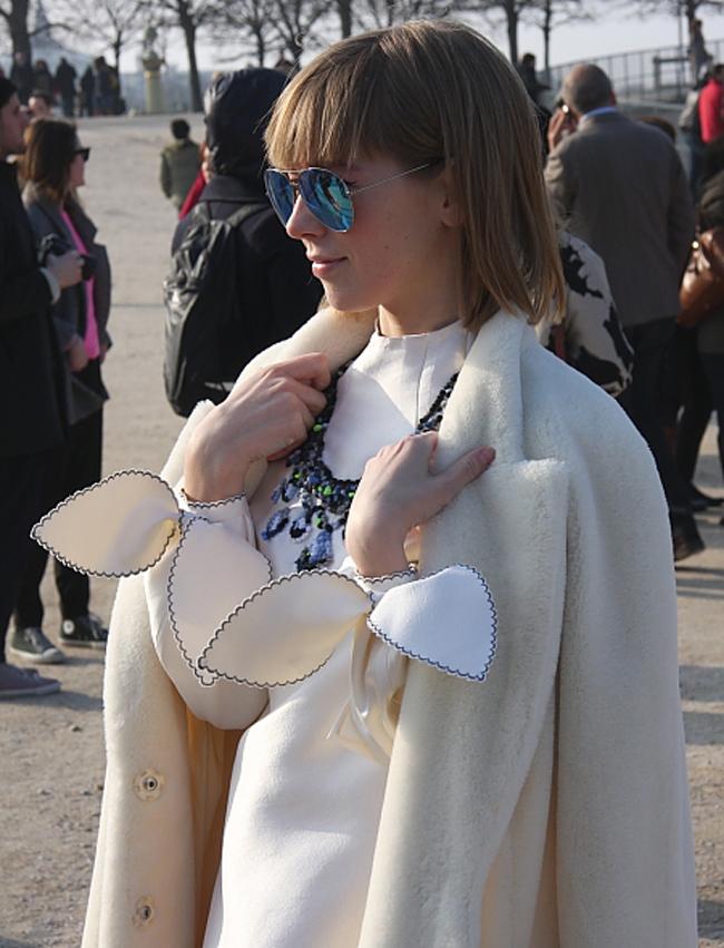 Modepilot-Streetstyle-Großer Schmuck-Fashionweek-Paris-Mode-Blog-Barbara Markert