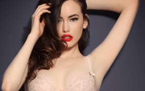 Let's get nude - Agent Provocateur Bridal Collection 2013