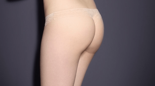 Agent Provocateur Nude String Bridal Modepilot