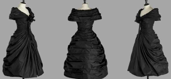 Rekord: 85000 Euro für eine Dior Robe