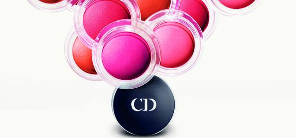 Erfrischende Farben bei Dior