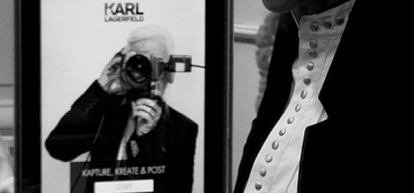 Karl Lagerfeld's Shop-Offensive