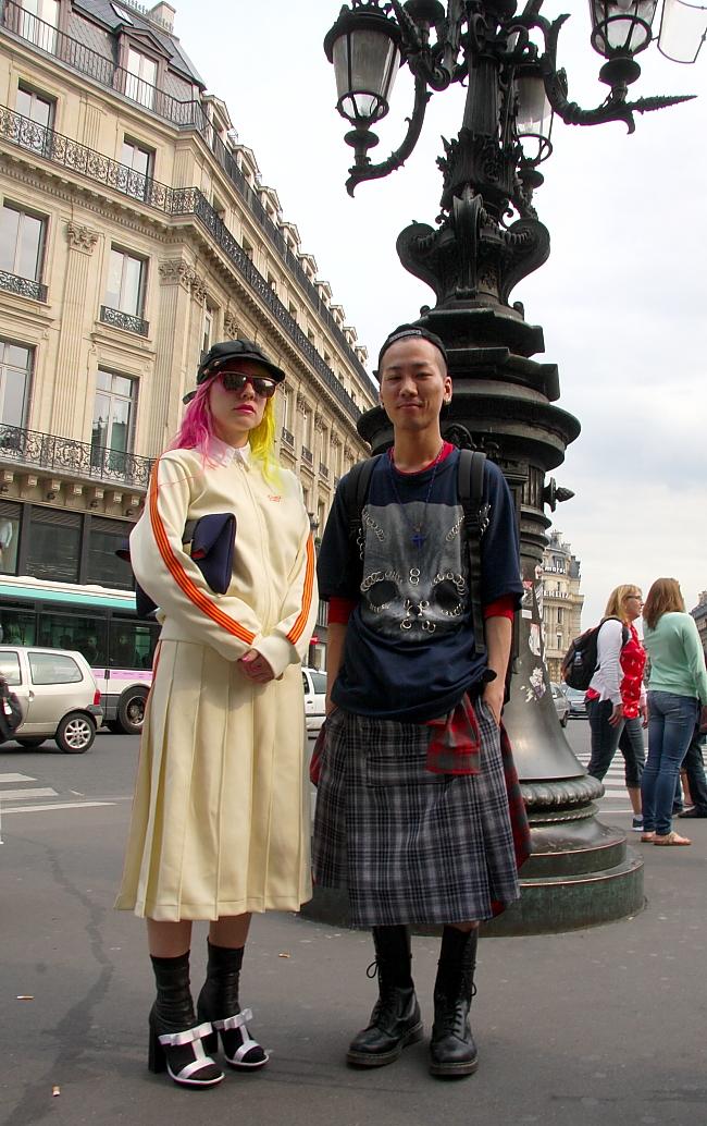 Modepilot-Japaner in Paris-Streetstyle-Barbara Markert-Modepilot