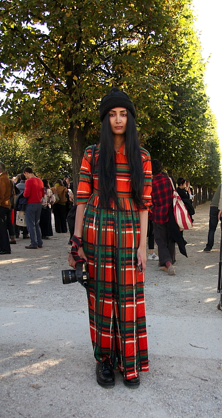 Nadia Sarwar from FrouFrouBlog