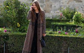 Streetstyle: der lange Mantel