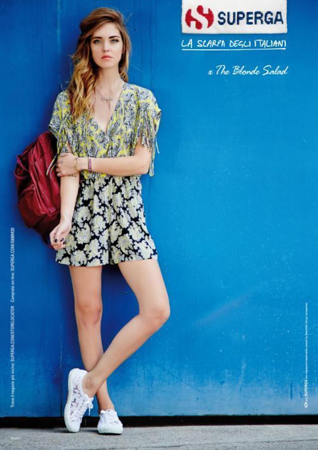 Modepilot-Modeblog-Fashionblog-Kooperation-The Blonde Salad-Chiara Ferragni-Superga-Marco Polo-Garance Dore