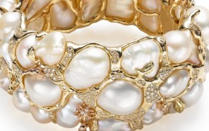 VIERI by BvdV_the baroque pearl bracelet light