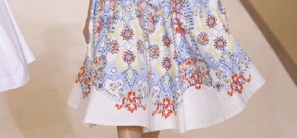 Die schönsten Röcke im Stil der 50er