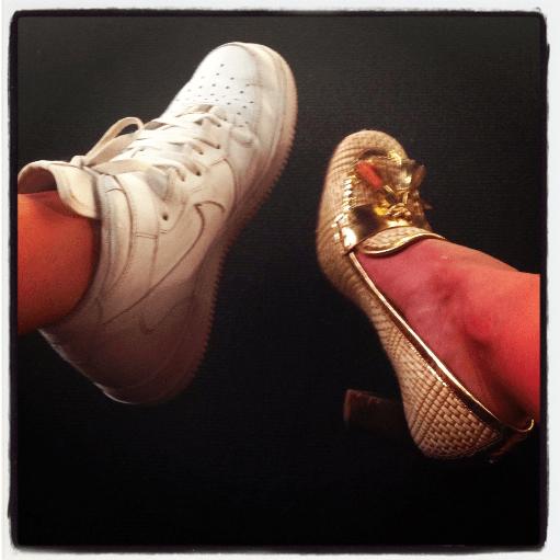 C'est Clairette Claire Front-row shoes Modepilot