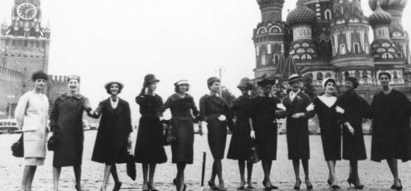 Dior-Show in Moskau - das historische Ereignis