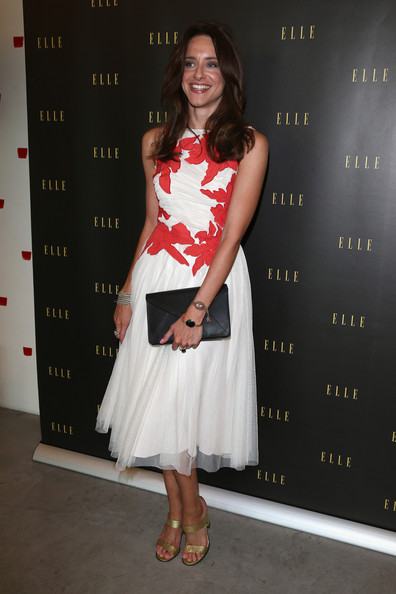 Kathrin Bierling ELLE Soiree Berlin