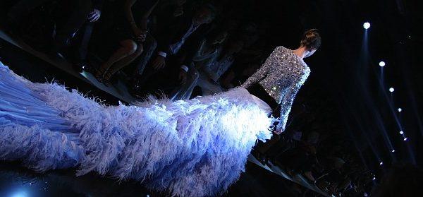 Haute Couture, ein erster kleiner Einblick