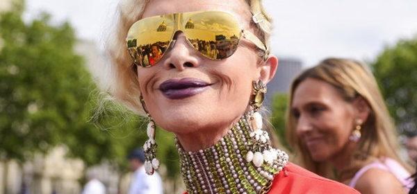Lieber spät, als nie: Haute-Couture-Streetstyle-Perlen