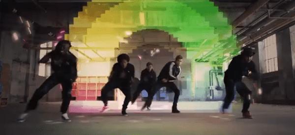 Puma Dance Crew - ist so was noch aktuell?