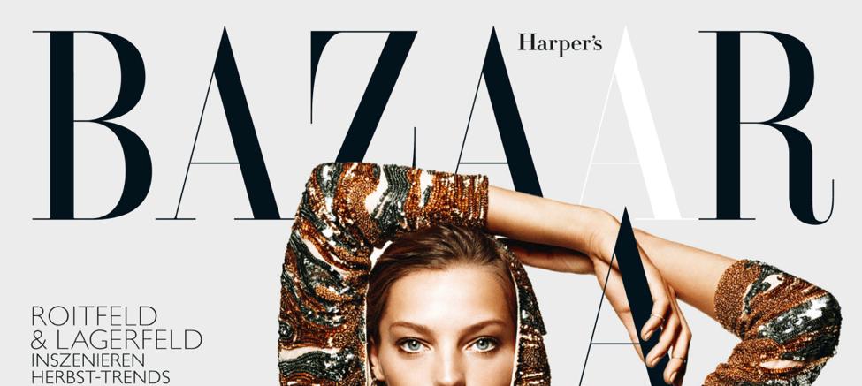 Harper's Bazaar Germany Modepilot