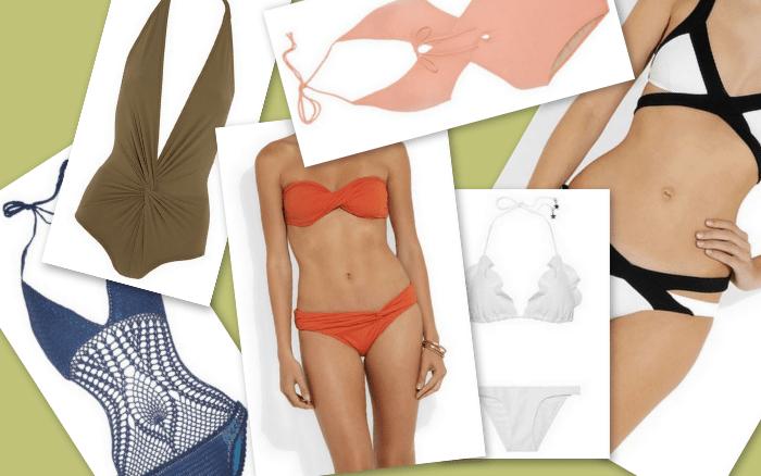 Sommerspiel Bikins und Badeanzüge Trends 2013 Modepilot