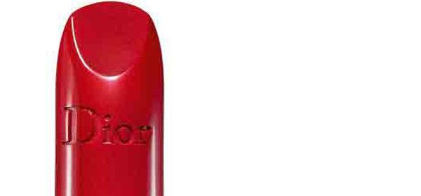 Rouge Dior feiert 60sten im neuen Design
