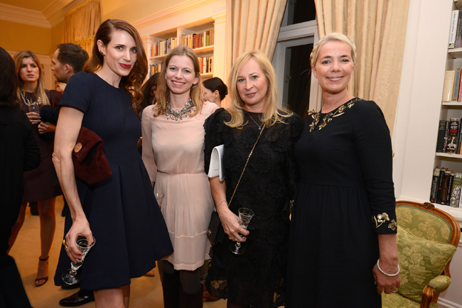 Mulberry Hosts Cocktail Party In Berlin Flagship Store