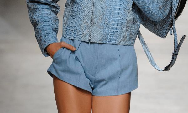 Sommer 2014: blaue Panties