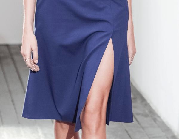 NYC Sommertrends 2014: Röcke mit Schlitz