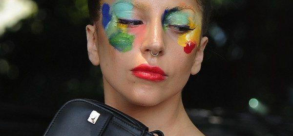 Wenn Lady Gaga das Hotel verlässt ...