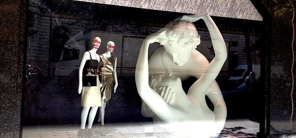 Galeries Lafayette: Wo das Modeherz pocht