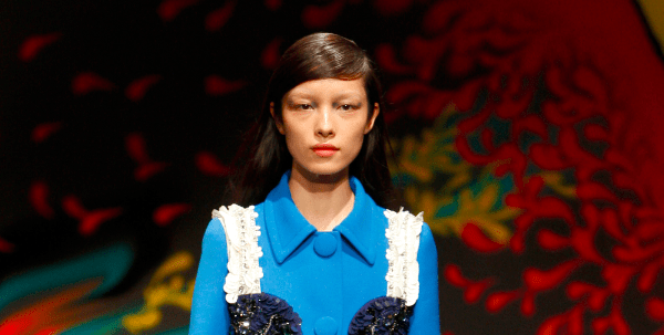 Milan Fashion Week: Prada Runway Report