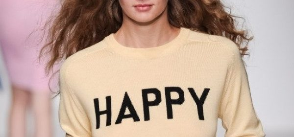 Ein Trend, der anhält: Parolen-Sweater