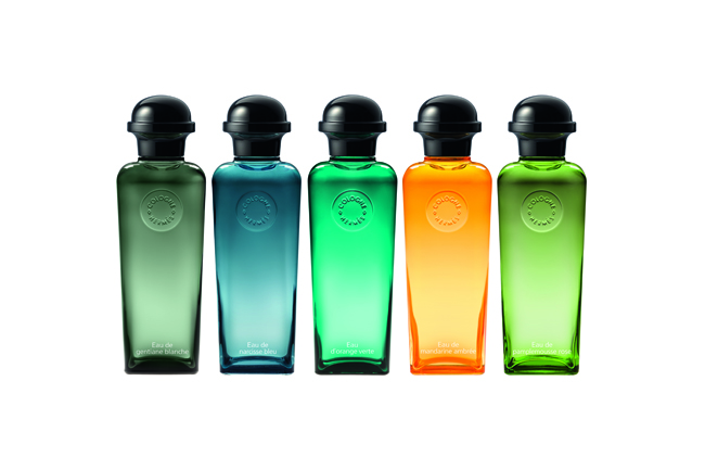 Collection Colognes Hermes
