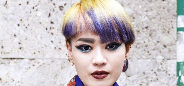 Dip-Dye Spezial: Sind bunte Haare noch Trend?