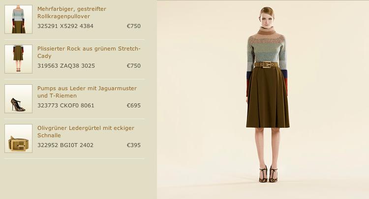Gucci Rollkragenpullover-Outfit Modepilot
