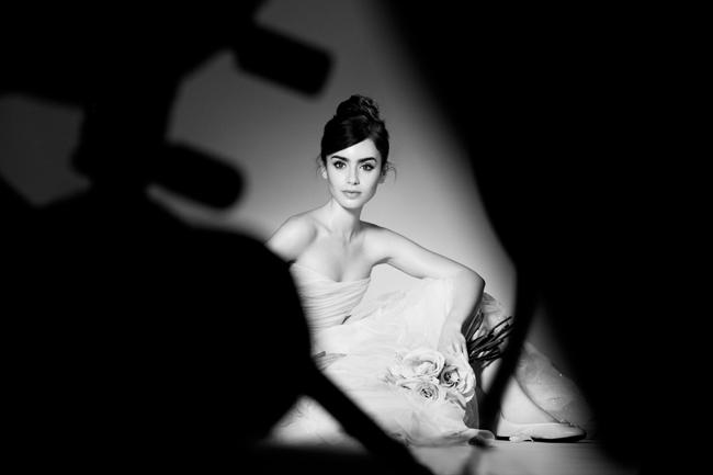 Lily Collins_Barwerd van der Plas für Lancôme