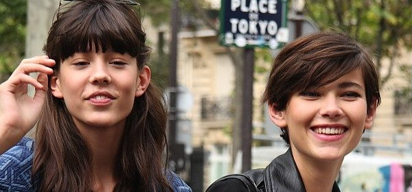 Charaktermodels: Ewa Wladymiruk und Amra Cerkezovic